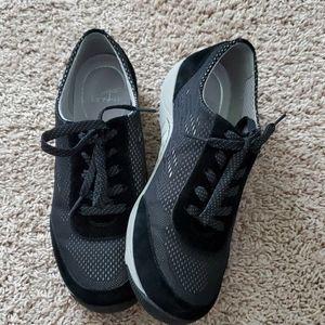 Dansko black sneakers